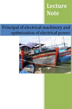 Principal Of Electrical Machinery And Optimization Of Electrical Power