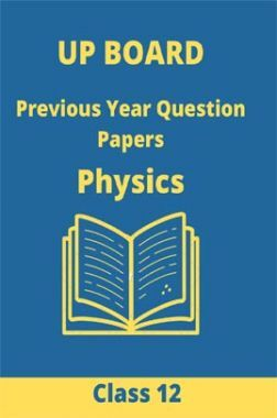 UP Board 2020 Previous Year Question Papers Physics Class 12