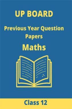 UP Board 2020 Previous Year Question Papers Maths Class 12