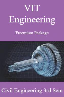 VIT Engineering Freemium Package Civil Engineering 3rd Sem