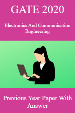 GATE 2020 Electronics And Communication Engineering Previous Year Paper With Answer