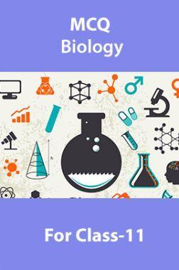 MCQ Biology For Class-11