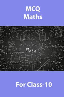 MCQ Maths For Class-10
