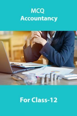 MCQ Accountancy For Class-12