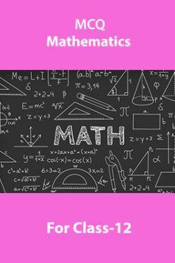MCQ Mathematics For Class-12