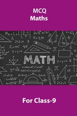 MCQ Maths For Class-9
