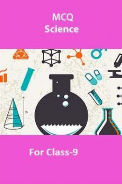 MCQ Science For Class-9