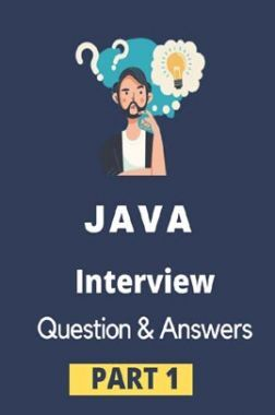 Java Interview Questions & Answer Part-I