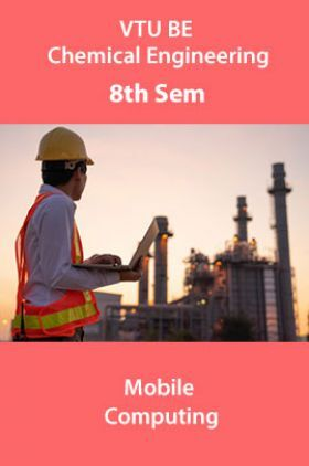 VTU BE Information Science And Engineering 8th Sem Mobile Computing