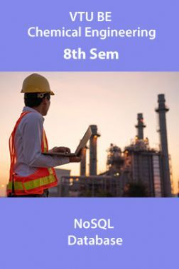 VTU BE Information Science And Engineering 8th Sem NoSQL Database