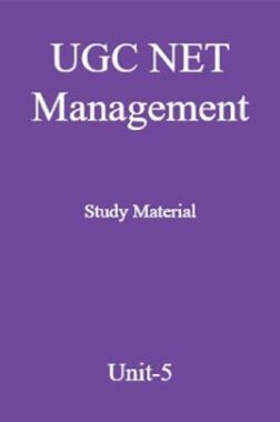 UGC NET Management Study Material Unit-5