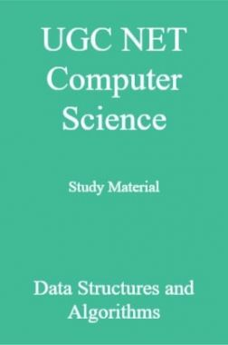 UGC NET Computer Science Study Material Data Structures and Algorithms