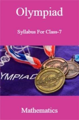 Olympiad Syllabus For Class-7 Mathematics