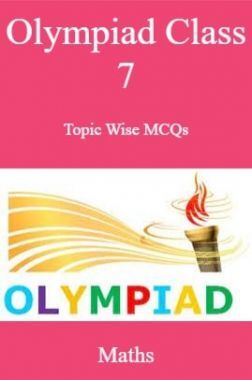 Olympiad Class-7 Topic Wise MCQs Maths