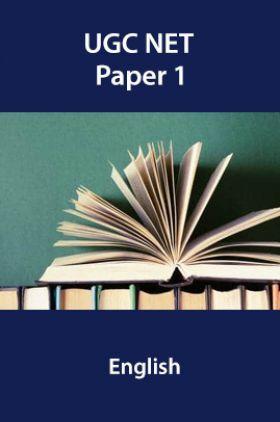UGC NET Paper 1 English