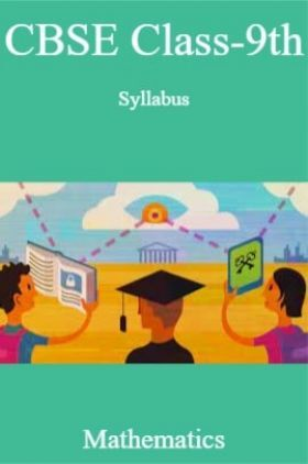 CBSE  Class-9th Syllabus Mathematics