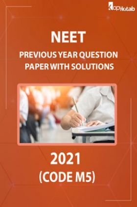 NEET Previous Year Question Paper With Answer 2021 (Code M5)