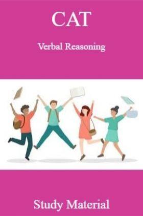 CAT Verbal Reassoning Study Material