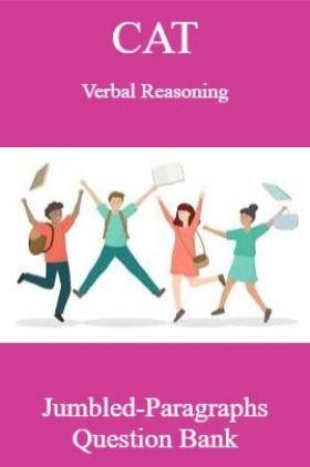 CAT Verbal Reasoning Jumbled-Paragraphs Question Bank