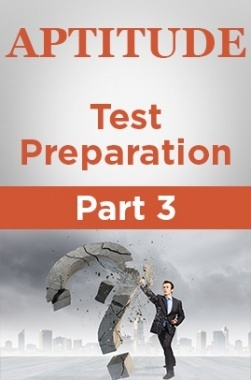 Aptitude Test Preparation Part 3