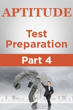 Aptitude Test Preparation Part 4