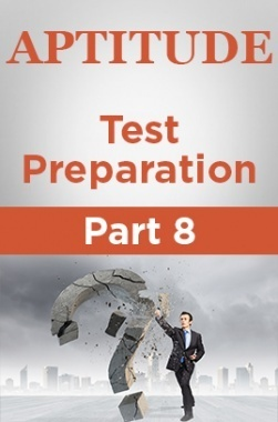 Aptitude Test Preparation Part 8