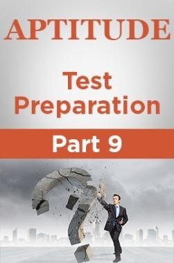 Aptitude Test Preparation Part 9