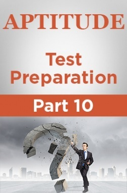 Aptitude Test Preparation Part 10
