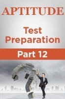 Aptitude Test Preparation Part 12