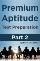 Premium Aptitude Test Preparation Part 2