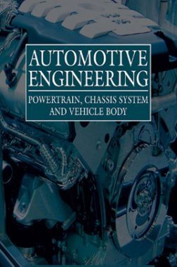 Automotive Engineering Powertrain, Chassis System And Vehicle Body