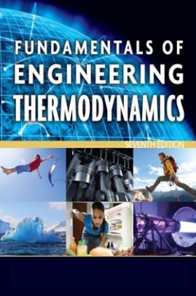 Fundamentals Of Engineering Thermodynamics Seventh Edition