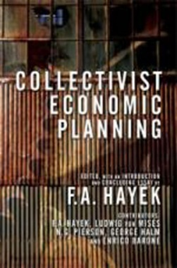 Collectivist Economic Planning eBook