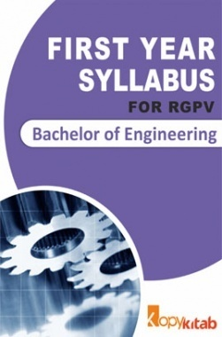 Free Download BE First Year Syllabus For RGPV by Kopykitab