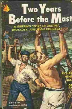 Two years before the Mast eBook By Richard, Henry, Dana