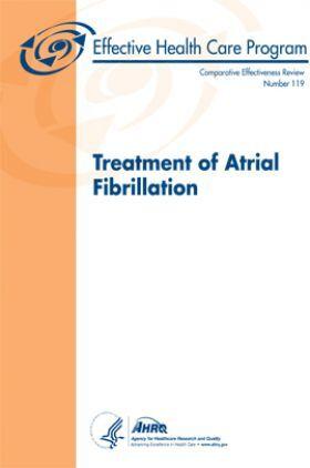 Treatment of Atrial Fibrillation