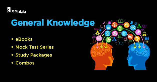General Knowledge Books, Mock tests, Study Packages