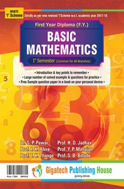 Basic Mathematics Semester I (Common for all branches)