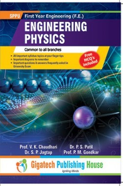 Engineering Physics Semester I And II (Common for all branches)