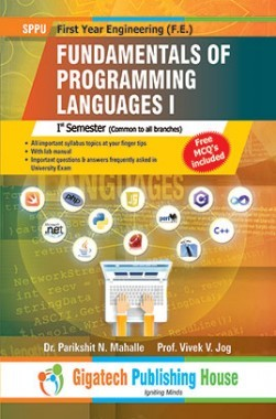 Fundamentals of Programming Languages-I (Common for all branches)