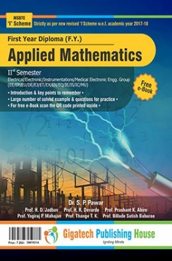 Applied Mathematics (Electrical & Electronics & Telecommunication Branch Only)