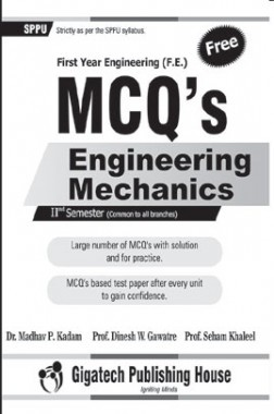 MCQ's  Engineering Mechanics  2nd Semester Common For All Branch