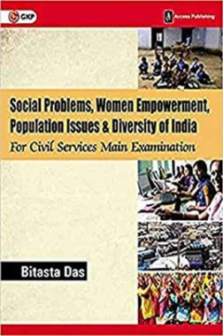 Social Problems, Women Empowerment, Population Issues And Diversity Of India