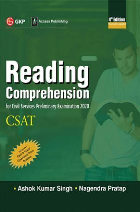 Reading Comprehension CSAT Paper-II