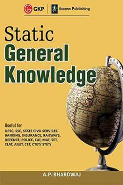 Static General Knowledge