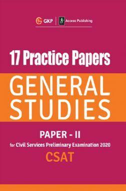 UPSC 17 Practice Papers General Studies Paper-II CSAT