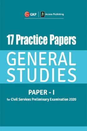 UPSC 17 Practice Papers General Studies Paper-I