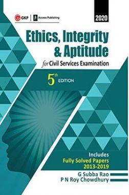 Ethics, Integrity & Aptitude For Civil Services Examination