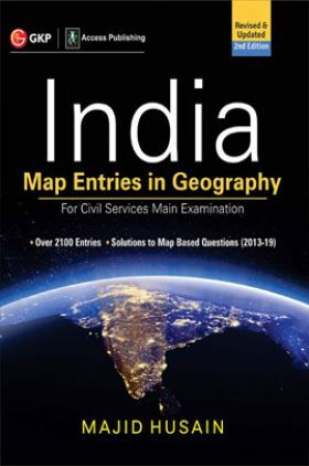 India Map Entries In Geography For Civil Services Main Examination