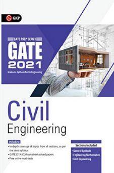 GATE 2021 Civil Engineering - Guide